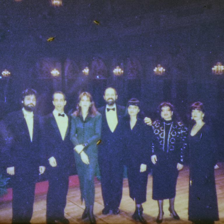 K concertgebouw amsterdam 1990
