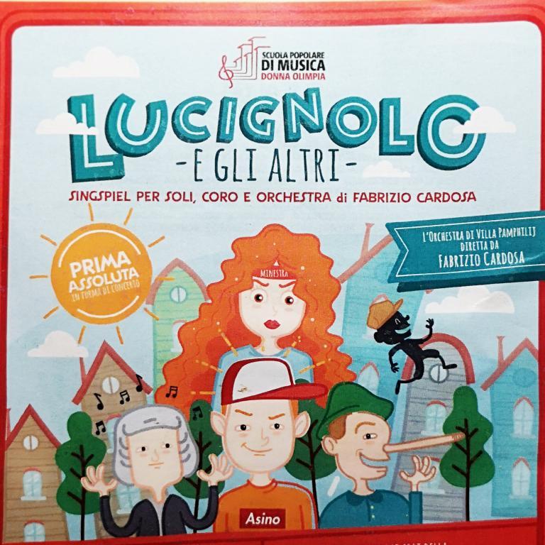 LUCIGNOLO E GLI ALTRI F. Cardosa 2018