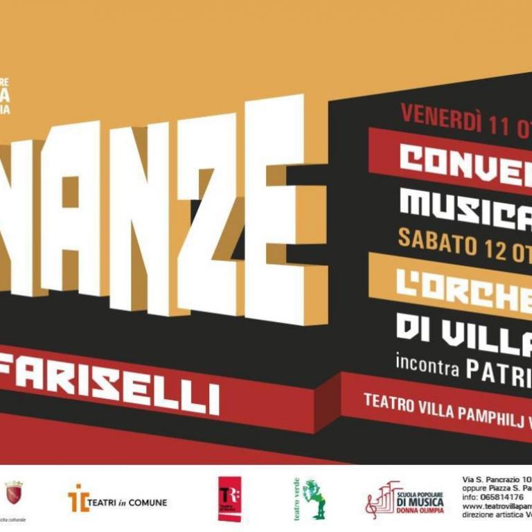 Concerto Orch Villa Pamphili con Patrizio Fariselli