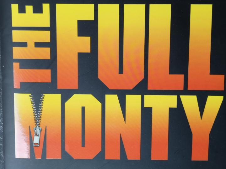 The FULL MONTY the musical