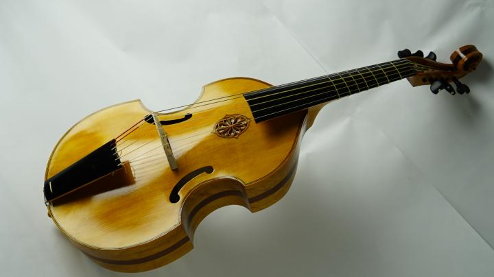 Viola Alto Henry Jaye 1667
