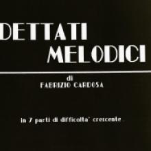 Dettati-melodici- Cardosa