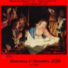 Concerto IL DILETTO Chiesa Valdese 1/12